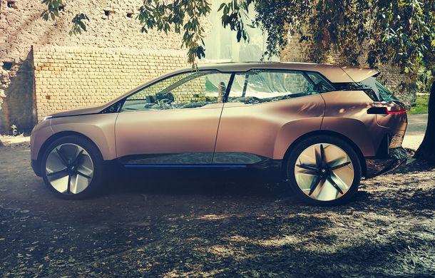 BMW Vision iNext: conceptul care anticipează tehnologiile și interiorul mașinilor autonome ale germanilor. Versiunea de serie debutează în 2021 - Poza 30