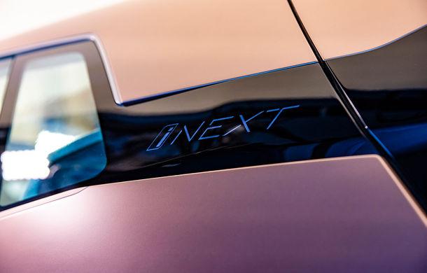 BMW Vision iNext: conceptul care anticipează tehnologiile și interiorul mașinilor autonome ale germanilor. Versiunea de serie debutează în 2021 - Poza 36