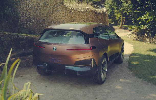 BMW Vision iNext: conceptul care anticipează tehnologiile și interiorul mașinilor autonome ale germanilor. Versiunea de serie debutează în 2021 - Poza 25