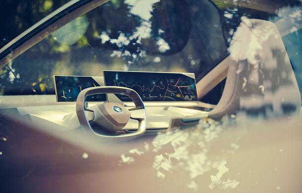 BMW Vision iNext: conceptul care anticipează tehnologiile și interiorul mașinilor autonome ale germanilor. Versiunea de serie debutează în 2021 - Poza 35