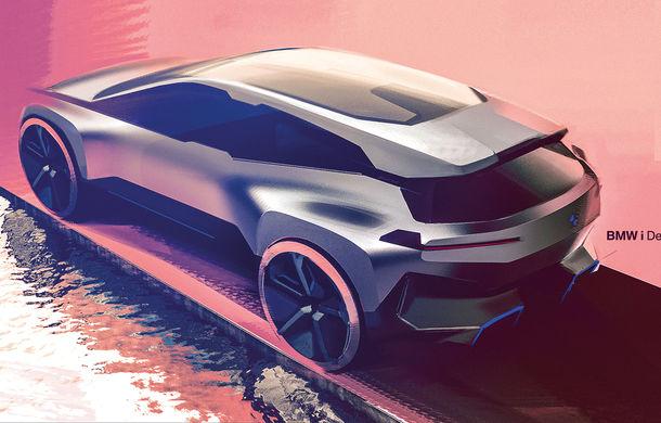 BMW Vision iNext: conceptul care anticipează tehnologiile și interiorul mașinilor autonome ale germanilor. Versiunea de serie debutează în 2021 - Poza 64