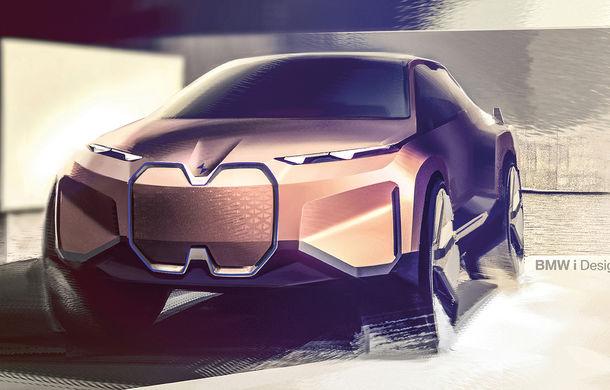 BMW Vision iNext: conceptul care anticipează tehnologiile și interiorul mașinilor autonome ale germanilor. Versiunea de serie debutează în 2021 - Poza 59