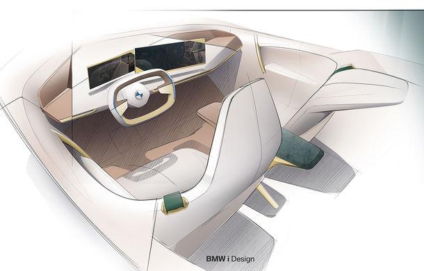 BMW Vision iNext: conceptul care anticipează tehnologiile și interiorul mașinilor autonome ale germanilor. Versiunea de serie debutează în 2021 - Poza 53