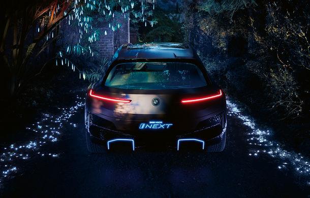 BMW Vision iNext: conceptul care anticipează tehnologiile și interiorul mașinilor autonome ale germanilor. Versiunea de serie debutează în 2021 - Poza 29