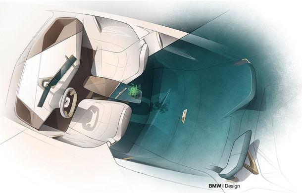 BMW Vision iNext: conceptul care anticipează tehnologiile și interiorul mașinilor autonome ale germanilor. Versiunea de serie debutează în 2021 - Poza 52