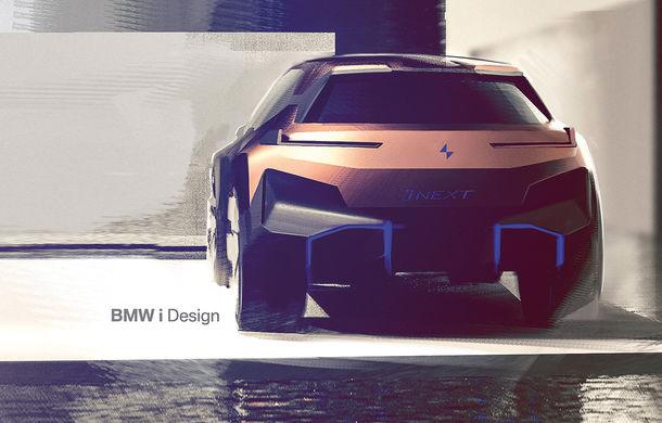 BMW Vision iNext: conceptul care anticipează tehnologiile și interiorul mașinilor autonome ale germanilor. Versiunea de serie debutează în 2021 - Poza 67