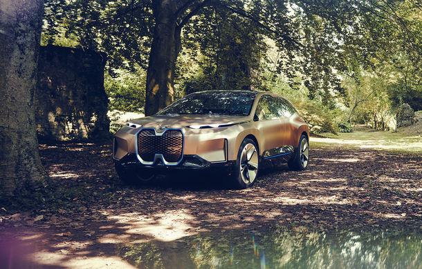 BMW Vision iNext: conceptul care anticipează tehnologiile și interiorul mașinilor autonome ale germanilor. Versiunea de serie debutează în 2021 - Poza 28