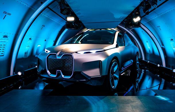 BMW Vision iNext: conceptul care anticipează tehnologiile și interiorul mașinilor autonome ale germanilor. Versiunea de serie debutează în 2021 - Poza 13