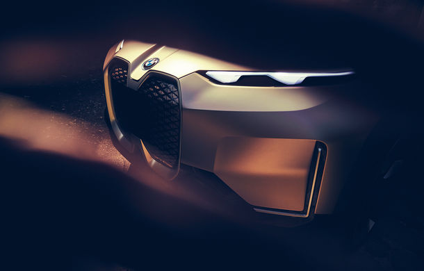 BMW Vision iNext: conceptul care anticipează tehnologiile și interiorul mașinilor autonome ale germanilor. Versiunea de serie debutează în 2021 - Poza 75