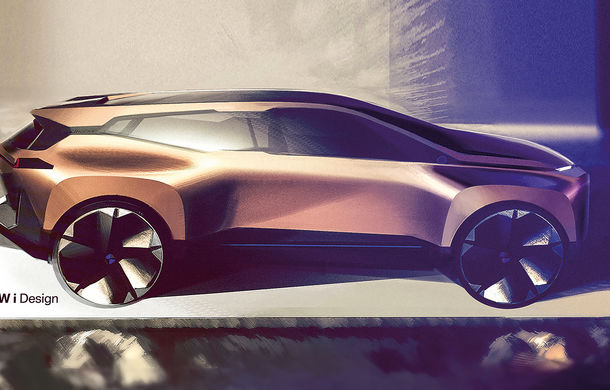 BMW Vision iNext: conceptul care anticipează tehnologiile și interiorul mașinilor autonome ale germanilor. Versiunea de serie debutează în 2021 - Poza 50