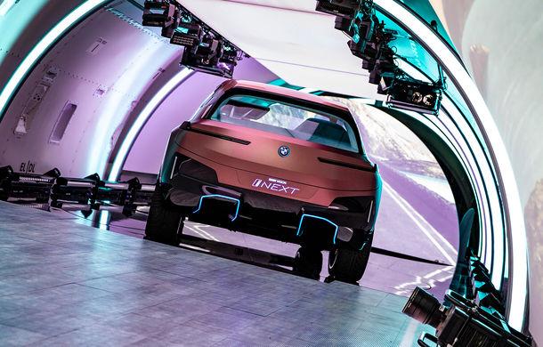 BMW Vision iNext: conceptul care anticipează tehnologiile și interiorul mașinilor autonome ale germanilor. Versiunea de serie debutează în 2021 - Poza 4
