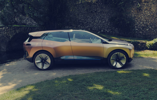 BMW Vision iNext: conceptul care anticipează tehnologiile și interiorul mașinilor autonome ale germanilor. Versiunea de serie debutează în 2021 - Poza 24