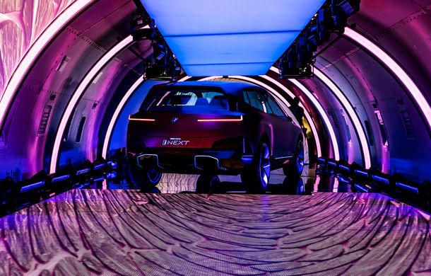 BMW Vision iNext: conceptul care anticipează tehnologiile și interiorul mașinilor autonome ale germanilor. Versiunea de serie debutează în 2021 - Poza 12