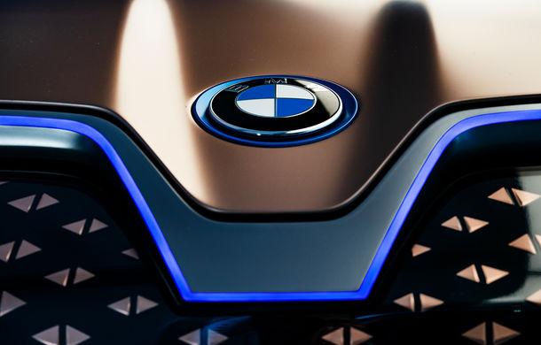 BMW Vision iNext: conceptul care anticipează tehnologiile și interiorul mașinilor autonome ale germanilor. Versiunea de serie debutează în 2021 - Poza 51