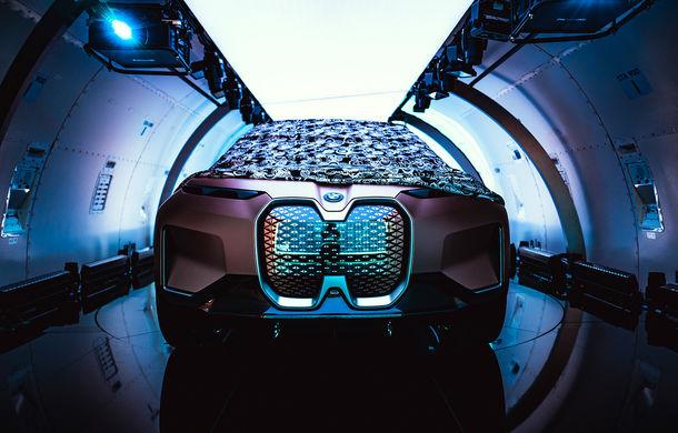 BMW Vision iNext: conceptul care anticipează tehnologiile și interiorul mașinilor autonome ale germanilor. Versiunea de serie debutează în 2021 - Poza 76