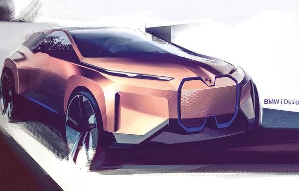 BMW Vision iNext: conceptul care anticipează tehnologiile și interiorul mașinilor autonome ale germanilor. Versiunea de serie debutează în 2021 - Poza 60