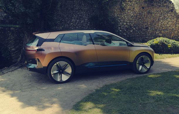 BMW Vision iNext: conceptul care anticipează tehnologiile și interiorul mașinilor autonome ale germanilor. Versiunea de serie debutează în 2021 - Poza 23