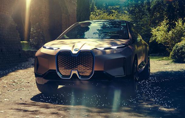 BMW Vision iNext: conceptul care anticipează tehnologiile și interiorul mașinilor autonome ale germanilor. Versiunea de serie debutează în 2021 - Poza 1