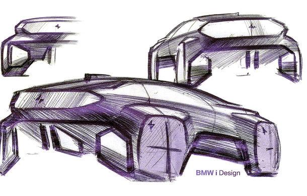BMW Vision iNext: conceptul care anticipează tehnologiile și interiorul mașinilor autonome ale germanilor. Versiunea de serie debutează în 2021 - Poza 57
