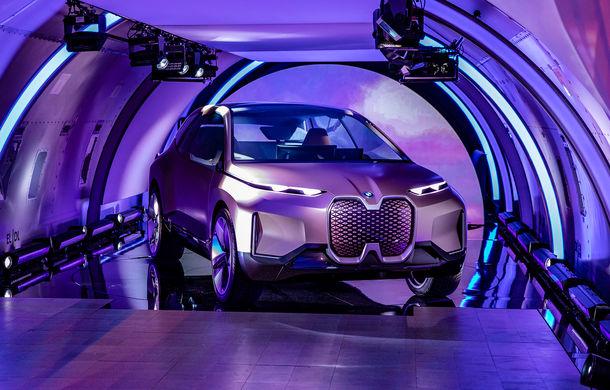 BMW Vision iNext: conceptul care anticipează tehnologiile și interiorul mașinilor autonome ale germanilor. Versiunea de serie debutează în 2021 - Poza 3