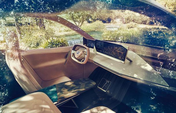 BMW Vision iNext: conceptul care anticipează tehnologiile și interiorul mașinilor autonome ale germanilor. Versiunea de serie debutează în 2021 - Poza 33