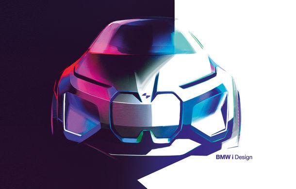 BMW Vision iNext: conceptul care anticipează tehnologiile și interiorul mașinilor autonome ale germanilor. Versiunea de serie debutează în 2021 - Poza 46