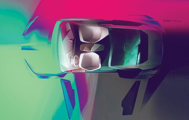 BMW Vision iNext: conceptul care anticipează tehnologiile și interiorul mașinilor autonome ale germanilor. Versiunea de serie debutează în 2021 - Poza 74
