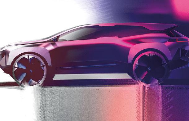 BMW Vision iNext: conceptul care anticipează tehnologiile și interiorul mașinilor autonome ale germanilor. Versiunea de serie debutează în 2021 - Poza 49