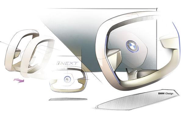 BMW Vision iNext: conceptul care anticipează tehnologiile și interiorul mașinilor autonome ale germanilor. Versiunea de serie debutează în 2021 - Poza 68