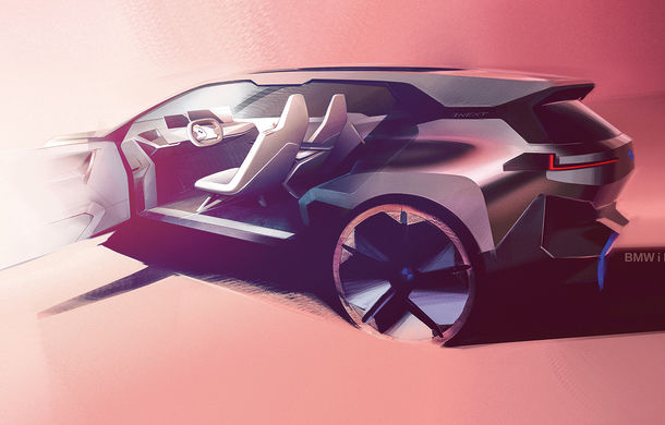 BMW Vision iNext: conceptul care anticipează tehnologiile și interiorul mașinilor autonome ale germanilor. Versiunea de serie debutează în 2021 - Poza 63