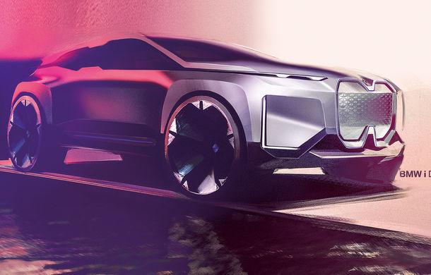 BMW Vision iNext: conceptul care anticipează tehnologiile și interiorul mașinilor autonome ale germanilor. Versiunea de serie debutează în 2021 - Poza 61
