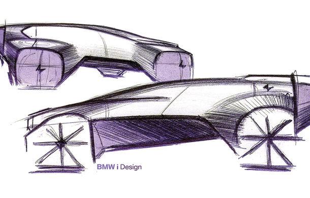 BMW Vision iNext: conceptul care anticipează tehnologiile și interiorul mașinilor autonome ale germanilor. Versiunea de serie debutează în 2021 - Poza 56