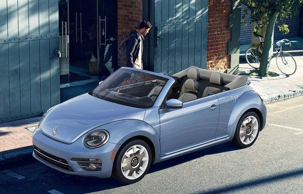 """Confirmare oficială: producția lui VW Beetle va fi oprită în 2019. Versiune specială """"Beetle Final Edition"""" pentru ultimul an al """"broscuței"""" - Poza 1"""