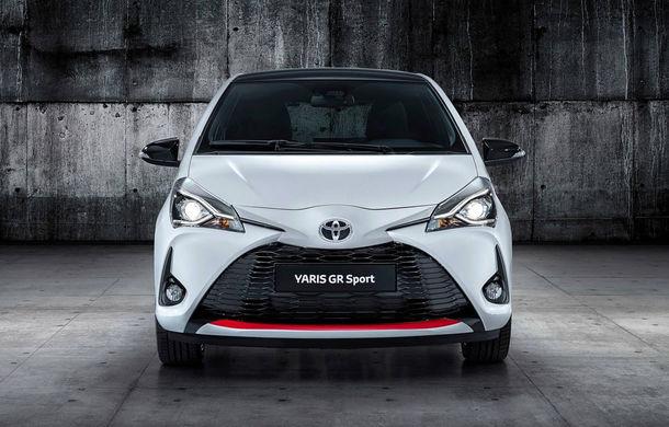 Toyota Yaris GR Sport: echipare sportivă cu modificări la suspensii și sistem hibrid cu motor de 1.5 litri și 100 de cai putere - Poza 3