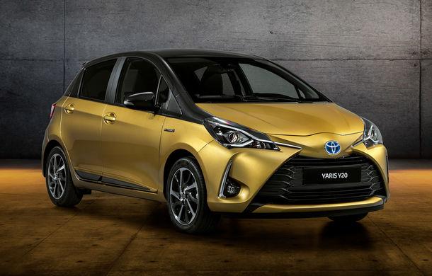 Toyota Yaris GR Sport: echipare sportivă cu modificări la suspensii și sistem hibrid cu motor de 1.5 litri și 100 de cai putere - Poza 6
