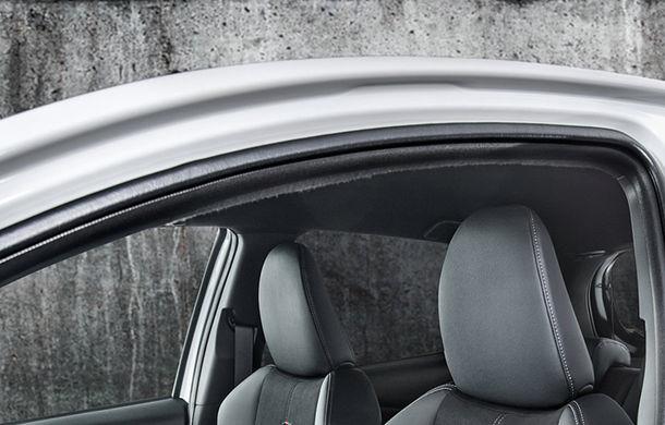 Toyota Yaris GR Sport: echipare sportivă cu modificări la suspensii și sistem hibrid cu motor de 1.5 litri și 100 de cai putere - Poza 5