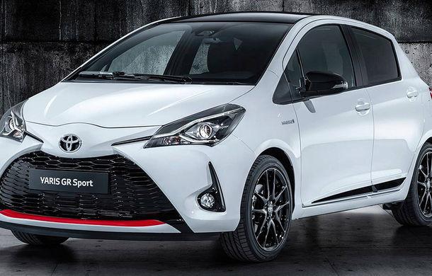 Toyota Yaris GR Sport: echipare sportivă cu modificări la suspensii și sistem hibrid cu motor de 1.5 litri și 100 de cai putere - Poza 4