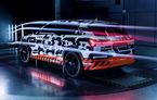 Prima reclamă pentru Audi e-tron: modelul electric preia designul conceptului prezentat în martie