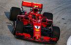 Ricciardo și Raikkonen, cei mai rapizi în antrenamentele din Singapore. Hamilton și Vettel, aproape de un acroșaj
