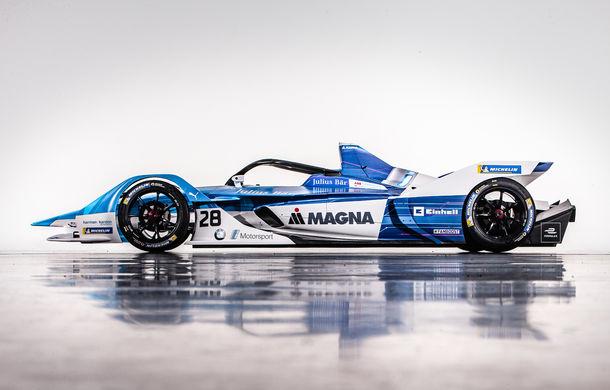 BMW prezintă monopostul cu care va debuta în competiția electrică Formula E: motor de 340 de cai putere - Poza 9