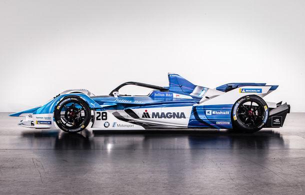 BMW prezintă monopostul cu care va debuta în competiția electrică Formula E: motor de 340 de cai putere - Poza 8