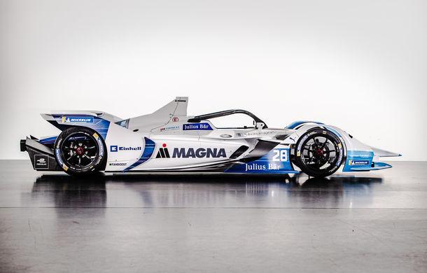 BMW prezintă monopostul cu care va debuta în competiția electrică Formula E: motor de 340 de cai putere - Poza 2