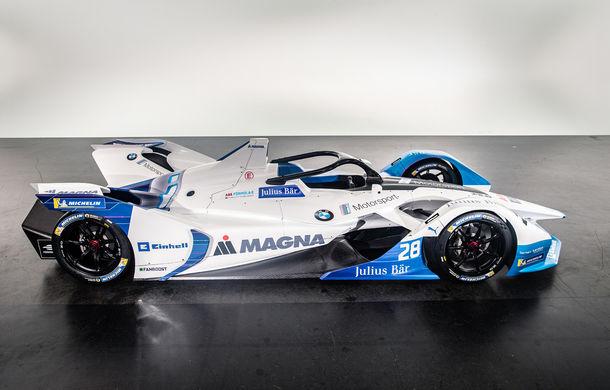 BMW prezintă monopostul cu care va debuta în competiția electrică Formula E: motor de 340 de cai putere - Poza 3