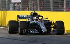 Hamilton, pole position în Singapore! Pilotul Mercedes i-a învins pe Verstappen și Vettel