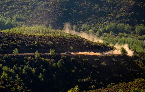 Performanță românească în raliuri: echipajul Simone Tempestini - Sergiu Itu, locul doi în etapa de WRC2 din Turcia și locul 8 la general - Poza 2