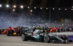Hamilton, victorie fără emoții în Singapore! Verstappen, locul doi după ce Vettel a încercat fără succes o strategie alternativă