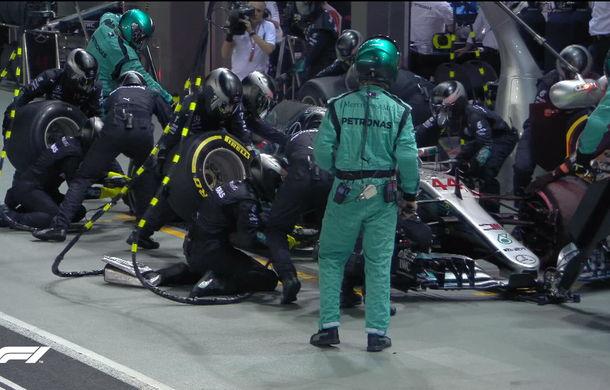 Hamilton, victorie fără emoții în Singapore! Verstappen, locul doi după ce Vettel a încercat fără succes o strategie alternativă - Poza 2