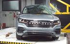 Noi rezultate Euro NCAP: 5 stele pentru Audi A6 și VW Touareg, doar 3 pentru noul Suzuki Jimny