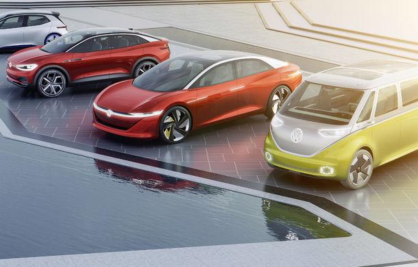 10 lucruri pe care trebuie să le știi despre viitoarele mașini electrice Volkswagen - Poza 2