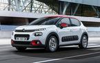 Citroen, încântat de vânzările noului C3: 400.000 de unități în doi ani de la lansare pentru cel mai căutat model din gama francezilor